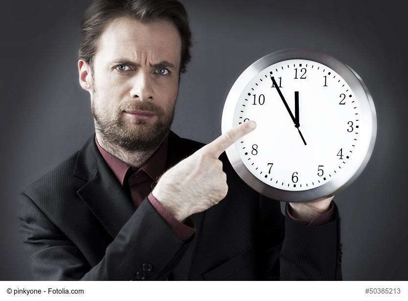 Heiko van Eckert, Verhandlung gewinnen, Zeit, Termine einhalten