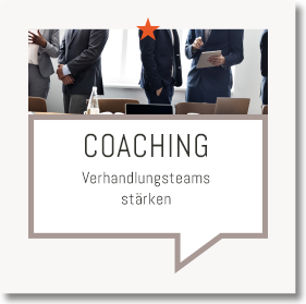 Heiko van Eckert - Top Deal Consulting - Coaching: Verhandlungsteams stärken