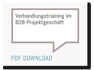 Heiko van Eckert - Top Deal Consulting - Verhandlungstraining im B2B-Projektgeschäft