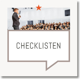 Heiko van Eckert - Top Deal Consulting - Box Publikationen: Checklisten