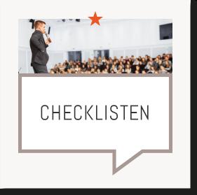Heiko van Eckert - Top Deal Consulting - Box Publikationen: Checklisten