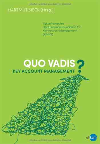 Heiko van Eckert - Top Deal Consulting - Buch Quo Vadis, Key Account Management, Hrsg. Hartmut Sieck