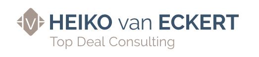 Heiko van Eckert - Top Deal Consulting - Logo Retina