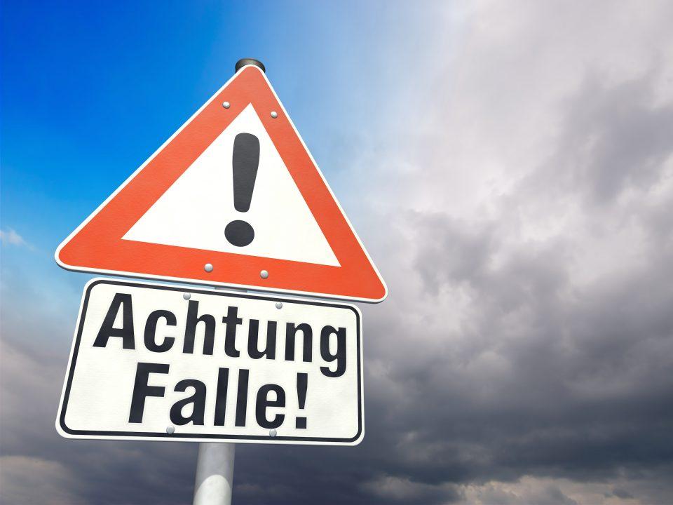 Heiko van Eckert, Verhandlungsfehler, Marge, Gewinn, Falle, Fehler, Verhandlungen